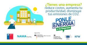 ponle energia a tu empresa 2021